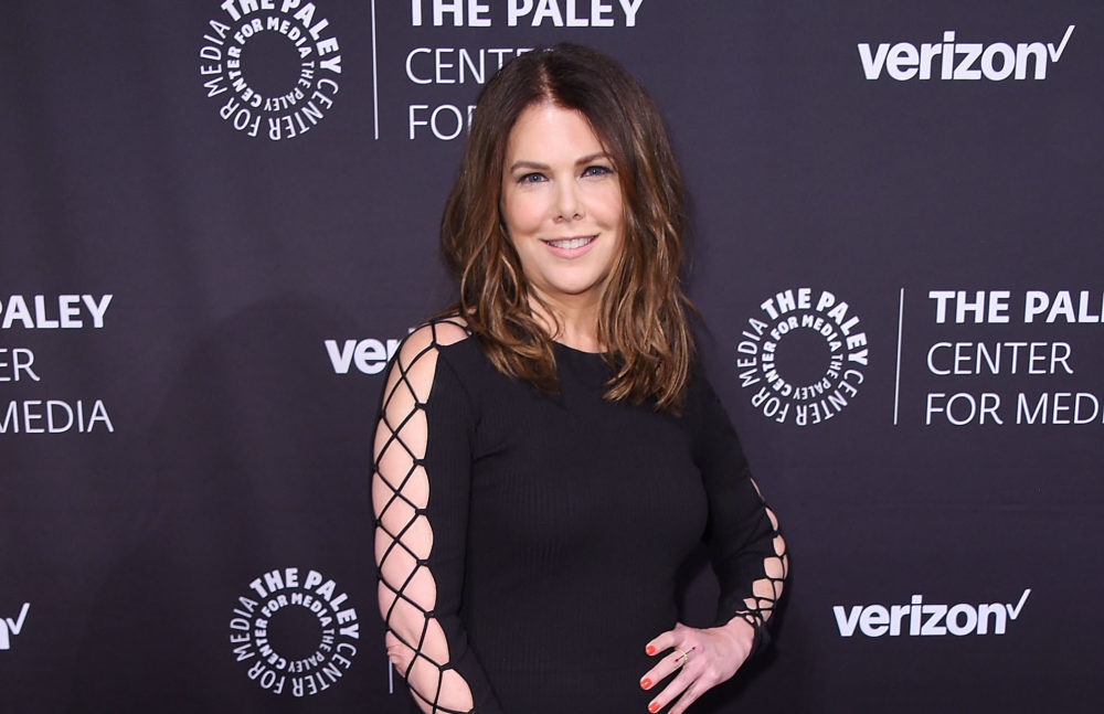 Clear your reading list — Lauren Graham has a new book coming out