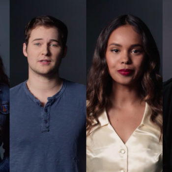"""Netflix has added a PSA to the beginning of """"13 Reasons Why,"""" to start a larger conversation about why suicide is never the answer"""