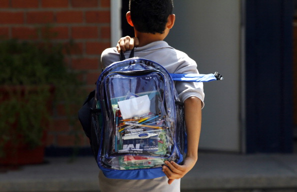 Parkland students must now wear clear backpacks at school, and this is not the answer