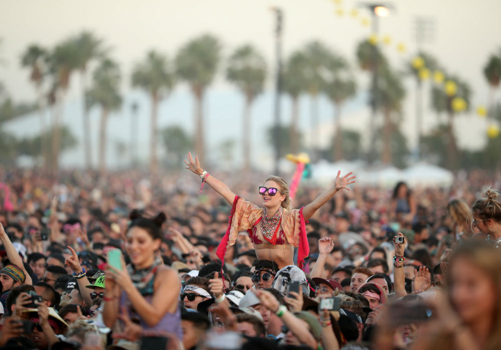 What is Coachella? We won't tell anyone you asked
