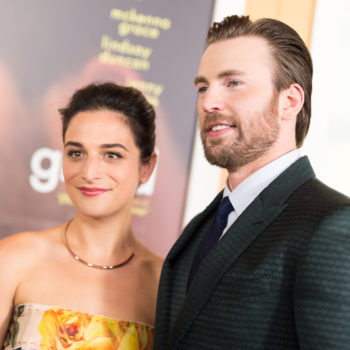 Chris Evans and Jenny Slate have broken up AGAIN, and Twitter can't handle this roller coaster of emotions