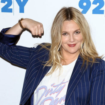 Drew Barrymore — relatable goddess — clapped back so hard when a stranger asked if she was pregnant (hint: she's not)