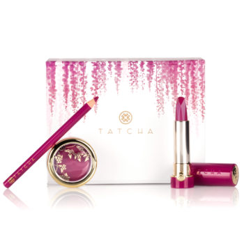 Once this Tatcha lipstick trio sells out, it will be gone forever — here's when to set your alarm