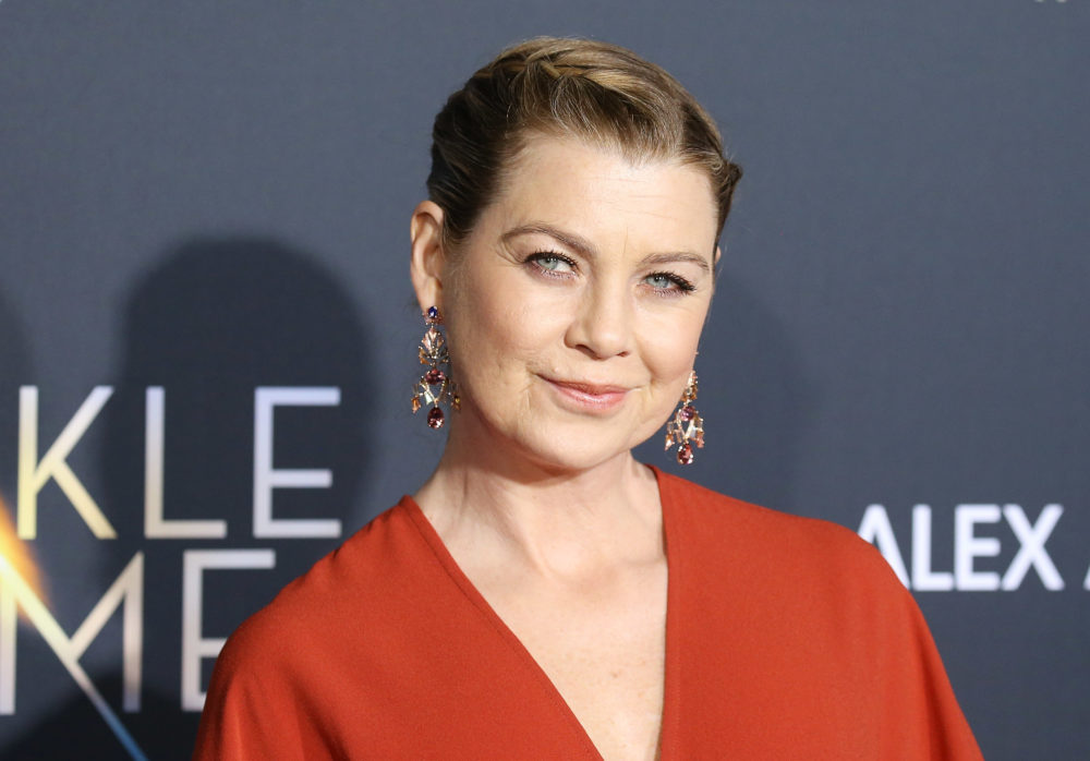 "Ellen Pompeo says her ""Grey's Anatomy"" salary had *nothing* to do with the cast shakeup — and, tell 'em, Meredith"