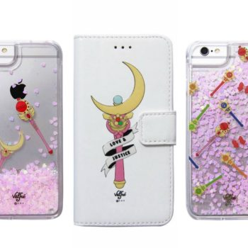 """Valfré created a """"Sailor Moon"""" phone case collection in the name of the moon, but there's a tiny catch"""