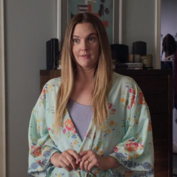 """Drew Barrymore loves the mundane parts of Sheila's life in """"Santa Clarita Diet,"""" because things can be boring even when you're a zombie"""