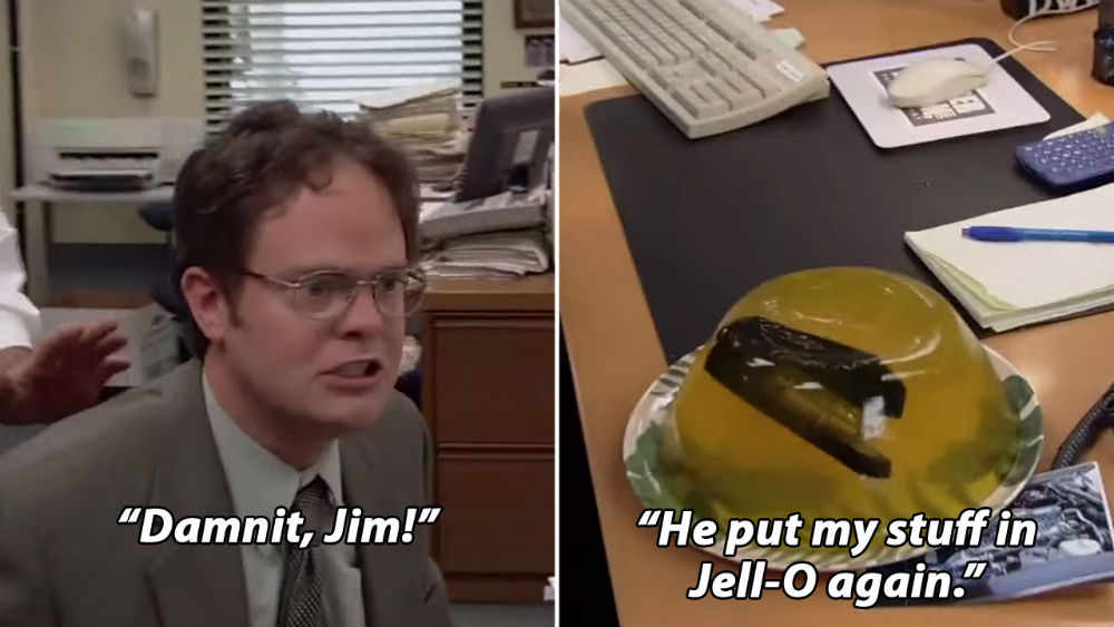 "14 ""The Office""-inspired April Fools' Day pranks you should play on your coworkers"