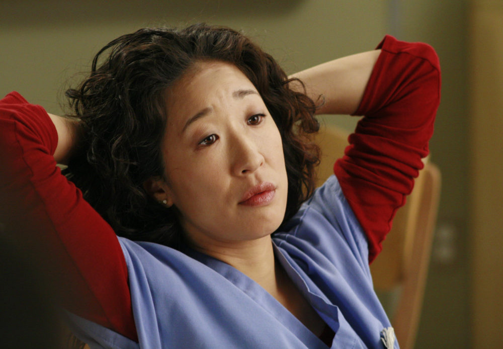 "Sandra Oh gave an update about whether she'll return to ""Grey's Anatomy,"" and Cristina is making us cry all over again"