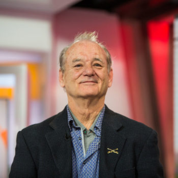 Bill Murray has a dog story he wants you to hear, and it almost made me cry