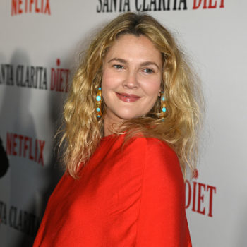 """Drew Barrymore revealed why she believes having two daughters was """"karma"""" for her past"""