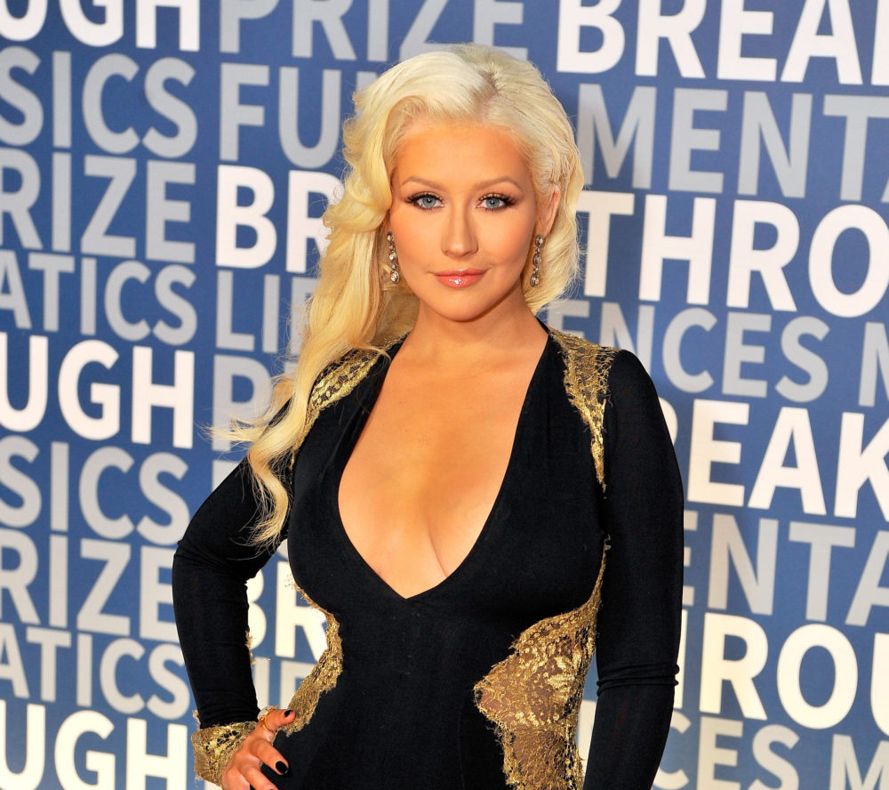 One of Christina Aguilera's iconic songs is actually about an ex who she found out was gay