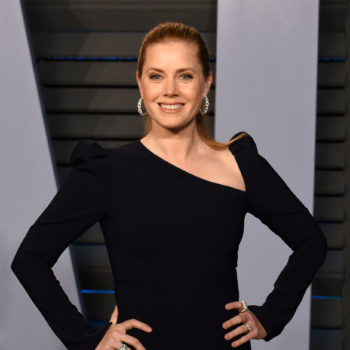 "Amy Adams is going to be in a movie called ""True American,"" which is rudely not about the ""New Girl"" drinking game"