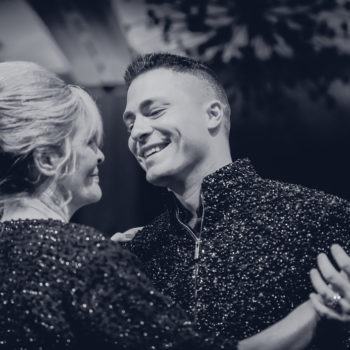 Colton Haynes' mother passed away, and his posts about her death will break your heart