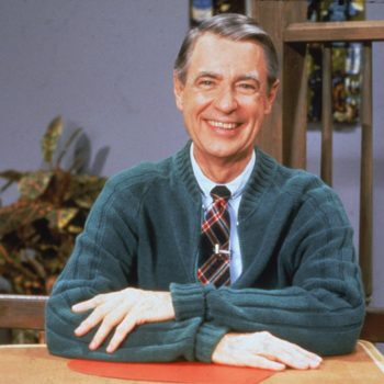 The new Mister Rogers postage stamp will make every day a beautiful day in the neighborhood