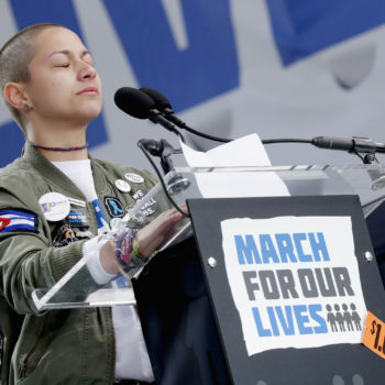 Listen here to the student speeches from the March For Our Lives protests across the U.S.