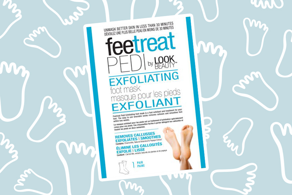These $10 peeling foot masks do what my $35 pedicures can't