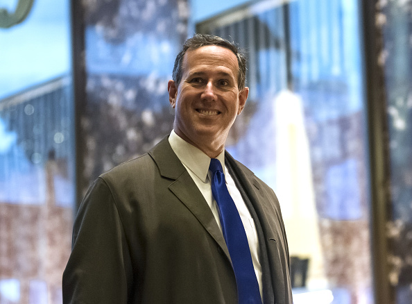 Former GOP Senator Rick Santorum insulted the Parkland survivors in one of the most infuriating interviews you'll see all year