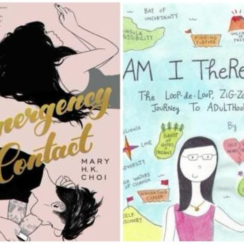 """Books coming out this week: """"Emergency Contact,"""" """"Am I There Yet?"""" and more"""