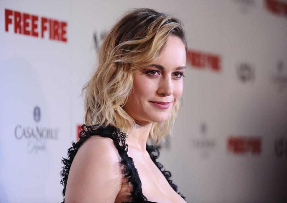 "Brie Larson shared a behind-the-scenes ""Captain Marvel"" workout video, and it's going to make you want to hit the gym"