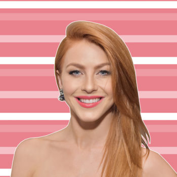 Julianne Hough talks to us about her journey with Endometriosis, and the empowering reason why she dyed her hair red