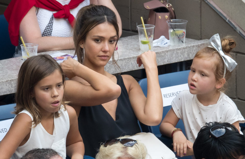 Jessica Alba's Kids Have Seriously Gotten So Big ...