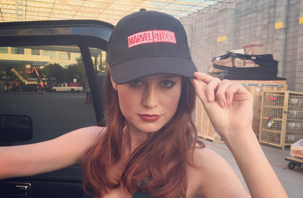 """""""Captain Marvel"""" is officially in production — and you won't believe which dead character is coming back"""