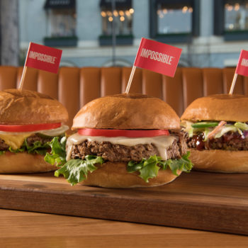 Umami's three new burgers are impossibly delicious, and HG got to try them
