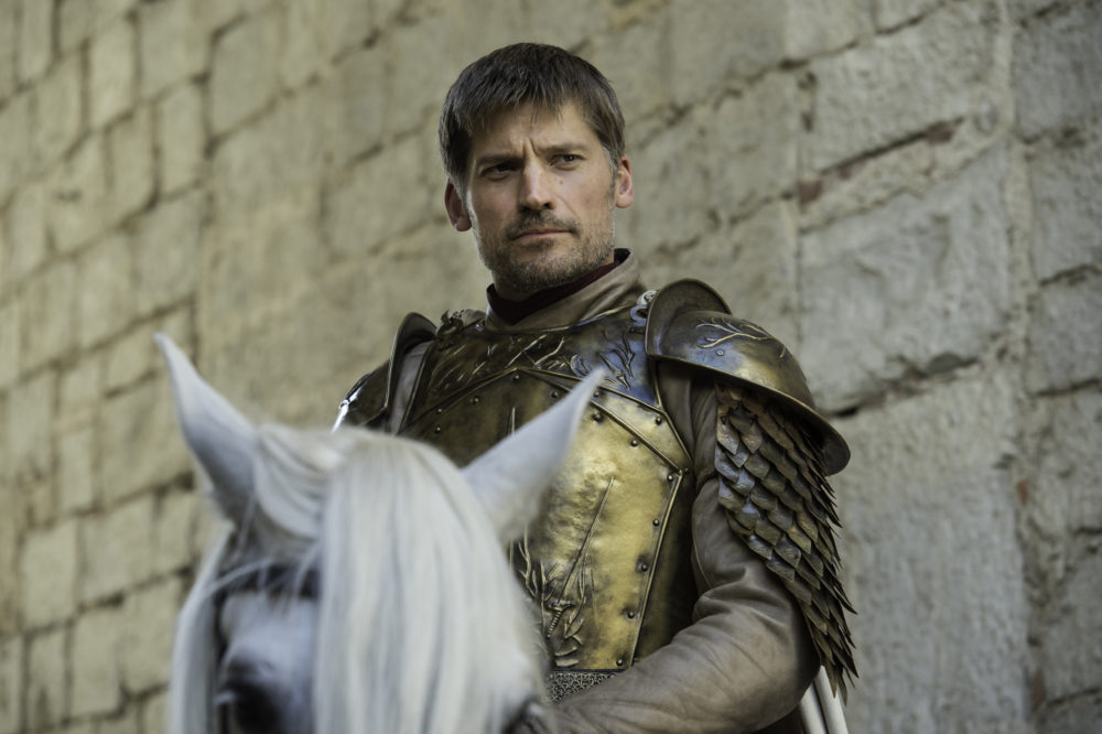 "Jaime Lannister is going to have a FULL BEARD for the final season of ""Game of Thrones"""