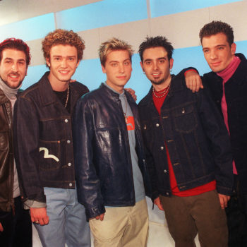 """*NSYNC says there was no """"competition"""" between them and other groups — because they knew they were better than the Backstreet Boys"""