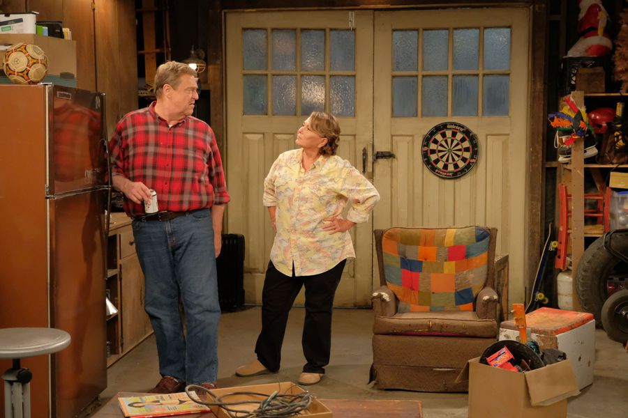 "Roseanne Barr already wants more seasons of the ""Roseanne"" revival, and YES PLEASE"