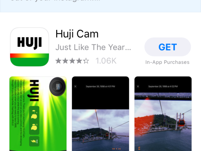 How To Use The Huji Cam App: Selena Gomez's Fave Filter That