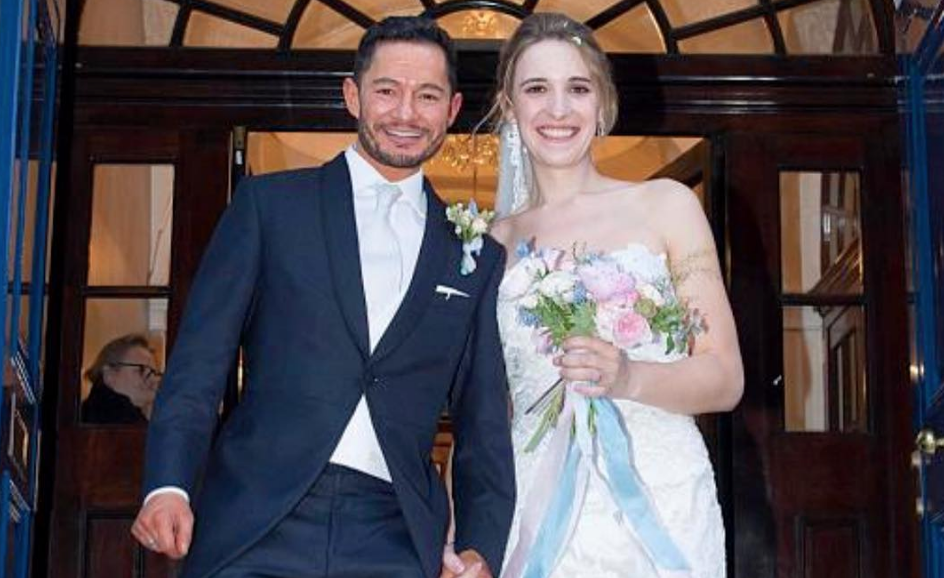 A newspaper used a pretty awful headline to announce a trans couple's wedding, and Twitter is not pleased