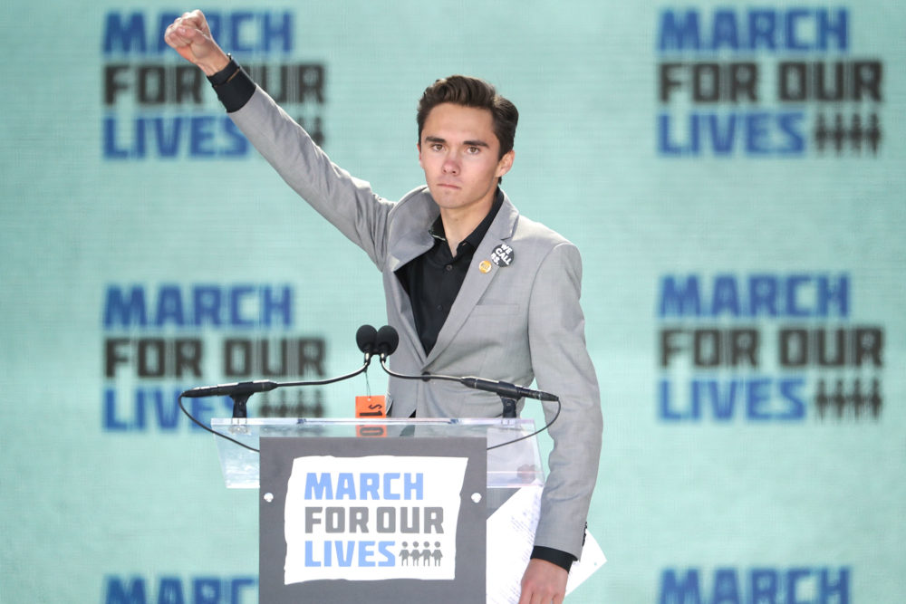 David Hogg will officially take a gap year — and it's for an amazing reason