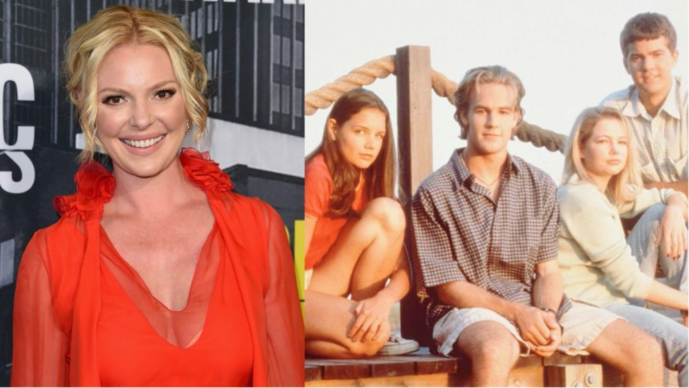 """Dawson's Creek"" could've been so different — Katherine Heigl was almost cast as Jen"