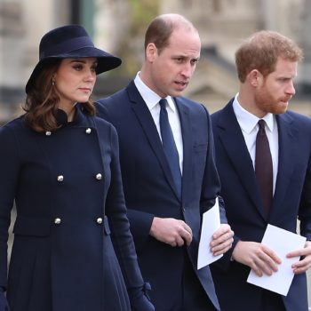 What are Prince William and Harry's last names? It's complicated