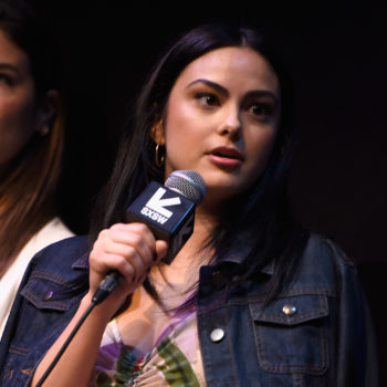 Camila Mendes' relatable wardrobe malfunction is actually a low-key style statement