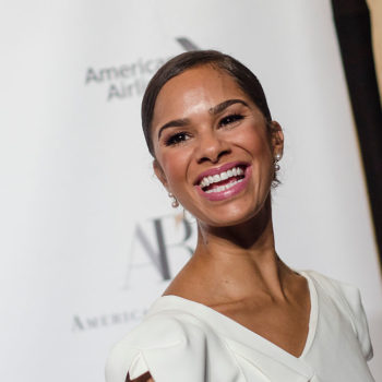 "Misty Copeland clapped back at haters who said she ""failed"" on stage during Swan Lake"