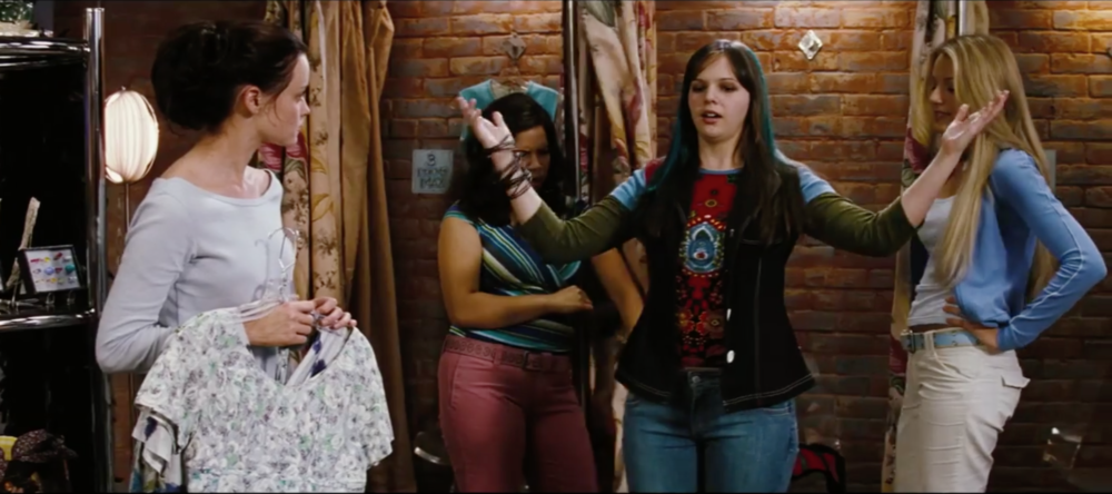 "Amber Tamblyn is doing ""The Sisterhood of the Traveling Baby Jeggings,"" and we're here for this sequel"