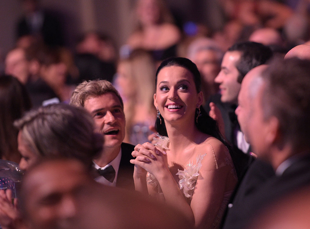 Katy Perry gave Orlando Bloom's cute nickname a shoutout during her concert, and cue the awwws