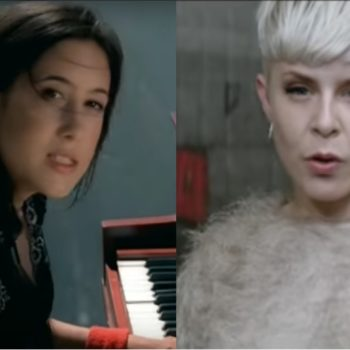 """Vanessa Carlton covered Robyn's """"Call Your Girlfriend,"""" and all other music can go home now"""