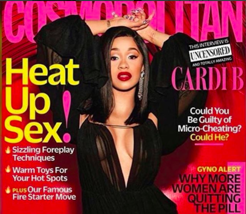 "The sexist hypocrisy of Walmart pulling ""Cosmo"" from its checkout aisles"