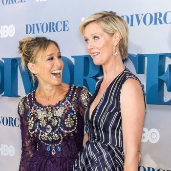 Sarah Jessica Parker clarified that cryptic comment about Cynthia Nixon's governor run, and phew