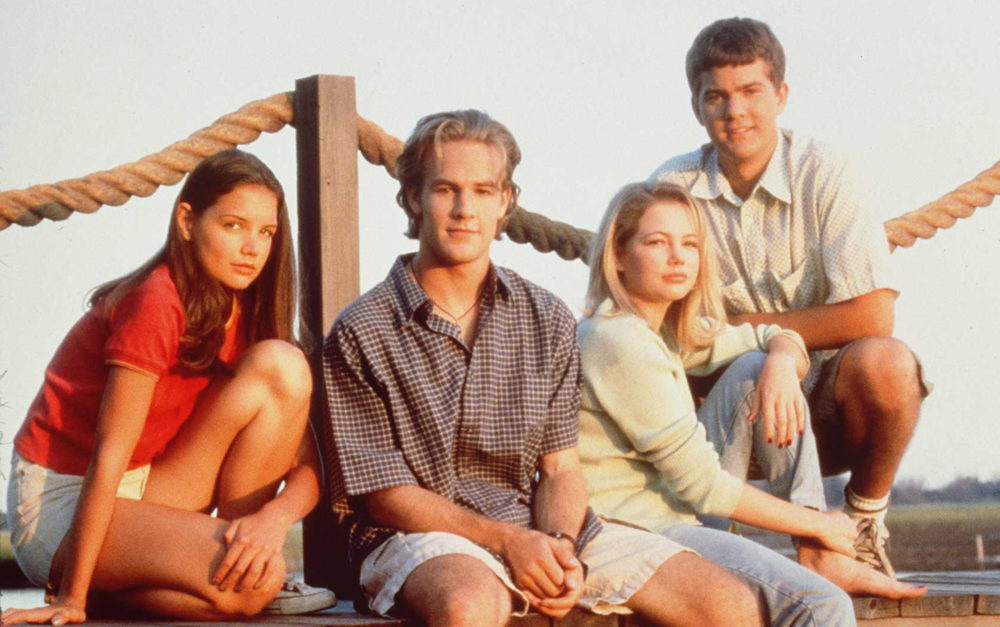 James Van Der Beek says he's Team Pacey, and this is almost as shocking as when he forgot how Jen died