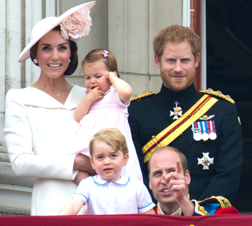 New Royal Baby: Will Prince Harry And Meghan Markle Be
