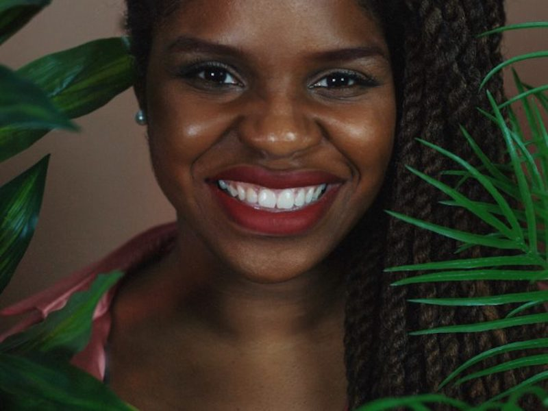 Journalist Sofiya Ballin wants to help Black women envision a future filled with power and pleasure