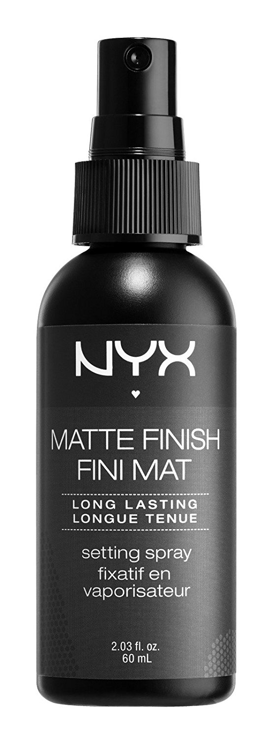 5NYX Cosmetics Matte Finish Makeup Setting Spraythis link opens in a new tab, $5.99