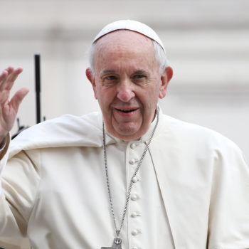 Apparently, Pope Francis said there is no hell, and people are losing it