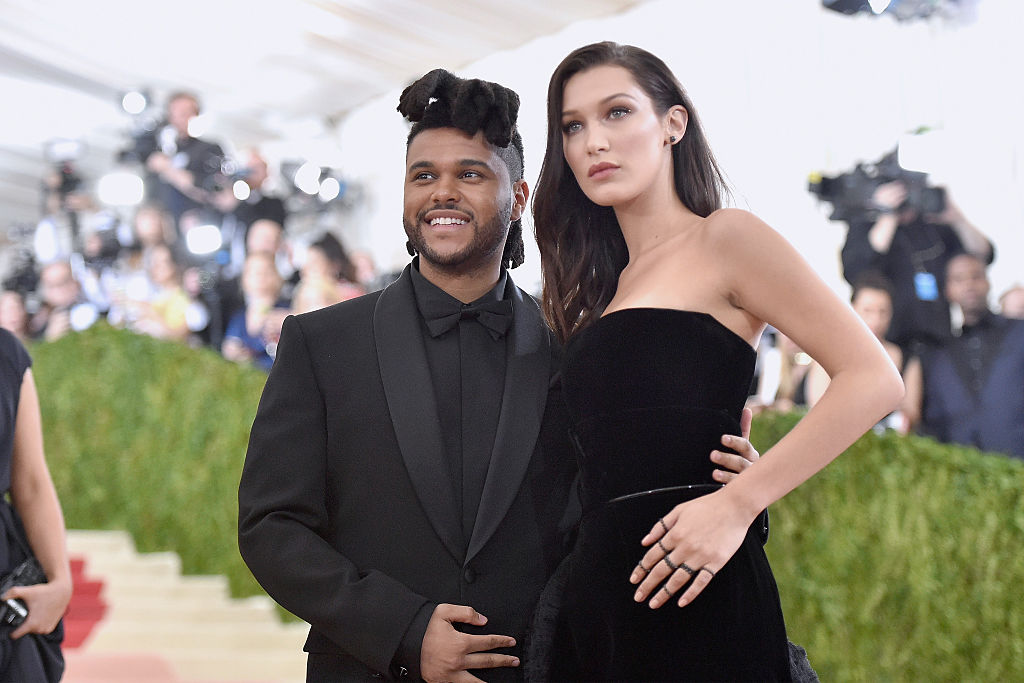 "The Internet says that The Weeknd is singing directly to Bella Hadid on ""Wasted Times,"" and let's unpack this"