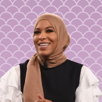 We spoke with Ibtihaj Muhammad, the first Muslim American woman to win a medal at the Olympics