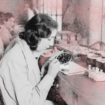 You have the right to a safe workplace because of the Radium Girls